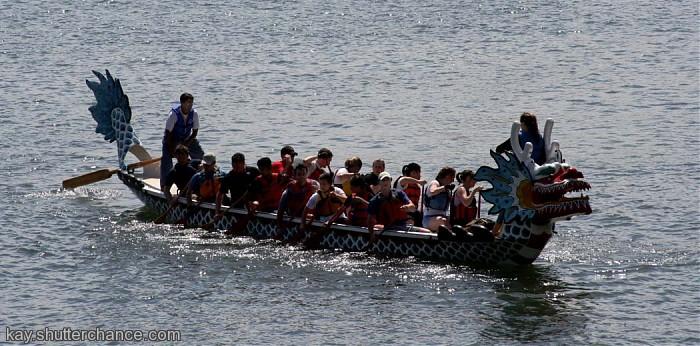 photoblog image Dragon Boat